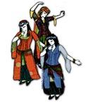Ghawazee Dancers