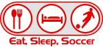 Eat Sleep Soccer 2