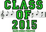 Band Nerd: Class of 2015