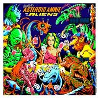 Gottlieb® Asteroid Annie