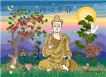A BUDDHA BLESSING