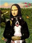 MONA LISA <br>& Border Collie