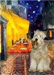 TERRACE CAFE<br>& Wheaten Terrier