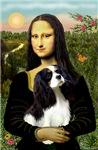 MONA LISA<br>& Cavalier King Charles Spaniel