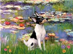 LILIES 2<br>& Toy Fox Terrier