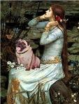 OPHELIA<br>& Fawn Pug