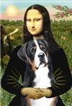 MONA LISA<br>Greater Swiss Mountain Dog