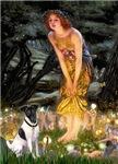 MIDSUMMER'S EVE <br>& Smooth Fox Terrier
