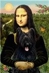 MONA LISA<br>& Black Briard