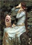OPHELIA<br>& Australian Terrier