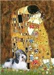 THE KISS<br> & Petit Basset Griffon Vendeen