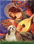 MANDOLIN ANGEL<br>&Lhasa Apso #4