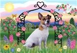 ROSE ARBOR<br>& Jack Russell Terrier