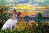 LE CHOUCHER DU SOLEIL<br>& Jack Russell Terrier