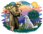 St. Francis #2 &<br>Kuvacz