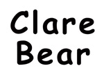 Clare Bear and Claire Bear