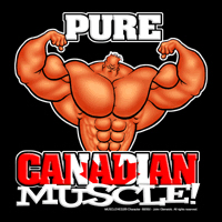 Pure CANADIAN Muscle!