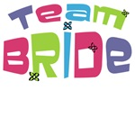 Team Bride Apparel, T-shirts, Clothes, Gifts