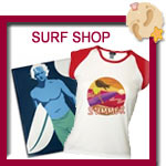 Surfer T-shirts, Surf Decor, Surfing Gifts