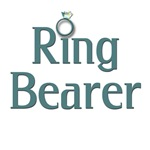 The Ring Bearer T-shirts & Attendant Gifts
