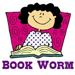Bookworm T-shirts and Gifts for Readers