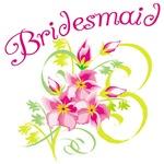 Bridesmaid T-shirts, Favors, Accessories