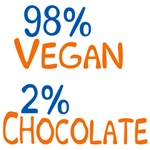 98% Vegan T-shirts and GIfts