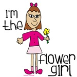 I'm the Flower Girl T-shirts and Gifts