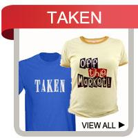 Taken T-shirts, Off the Market Tees, Apparel, Gear