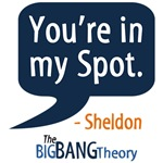You're in My Spot Big Bang T-shirts, Gifts