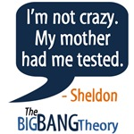 Sheldon Quote Merchandise and Apparel