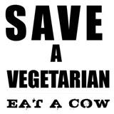 Save a Vegetarian