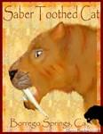 Saber Tooth Cat