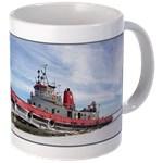 Tugboat Coffee Mugs