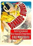 Bonnard-Bideault Rare 1887 Vintage Print