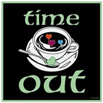 OYOOS Time Out Coffee Cup design
