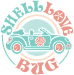 Shell Love Bug Round Logo Gear