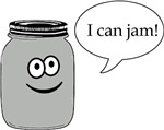 I can jam!