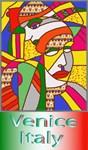 Carnevale Italiano, Abstract Masks