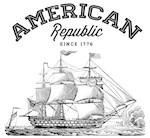 American Republic Ship
