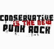 Conservative Is the New Punk Rock