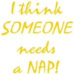 Someone needs a Nap! 2