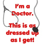 I'm a Doctor.