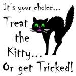 Treat the Kitty...