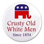 Republicans: Crusty Old White Men