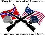 Civil War Honor apparel