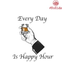 Every Day is Happy Hour - Rum