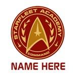 Starfleet Academy Personalized