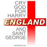 Cry God For Harry, England And Saint George