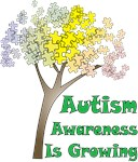 Autism Tree - Autism Awareness is Growing